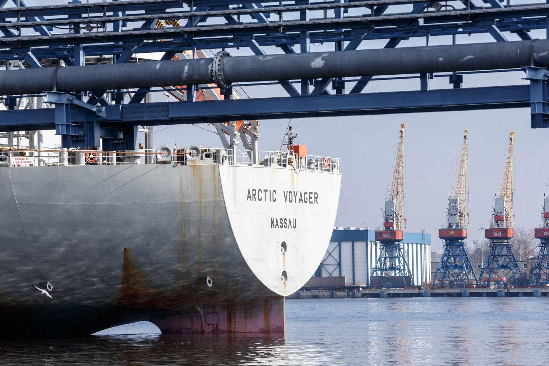 """""""Achema"""" Europos teismui skundžia naują SGD terminalo išlaikymo tvarką"""