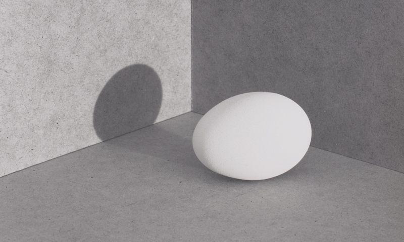"""Iš Genevos Sills parodos """"Kūgiai ir kiaušiniai"""" Vilniaus fotografijos galerijoje. Rengėjų nuotr."""