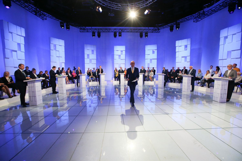 Kandidatų prezidentus debatuose – Estijos ir Rusijos vadovų susitikimo vertinimas