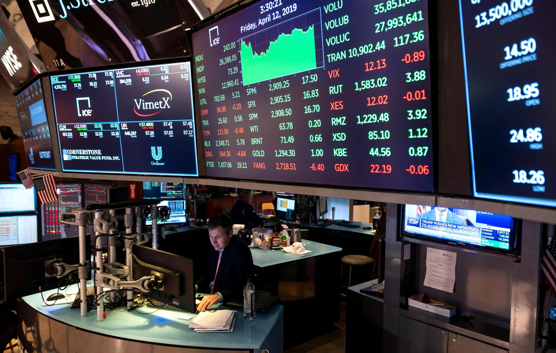 JAV korporacijos siunčia nerimo ženklus