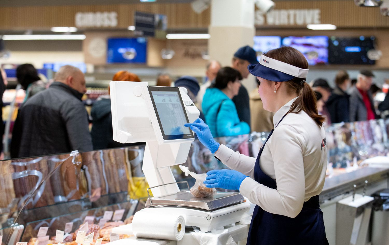 Daliai parduotuvi� dirbant per Velykas, Seime v�l inicijuojamas draudimas