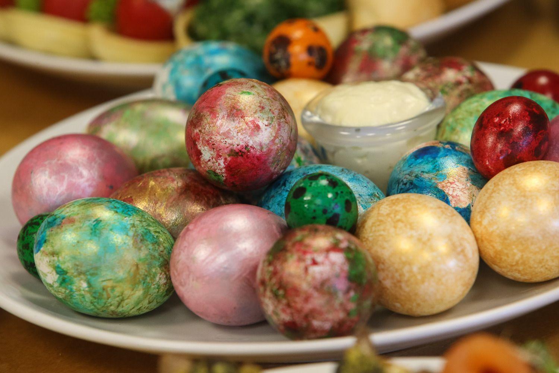 Kaip išvirti tobulą kiaušinį