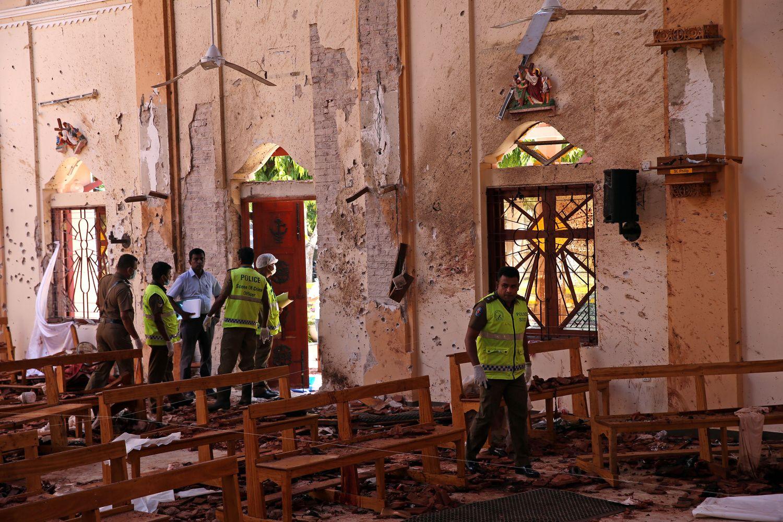 Išpuolių Šri Lankoje aukų skaičius šoktelėjo iki 290