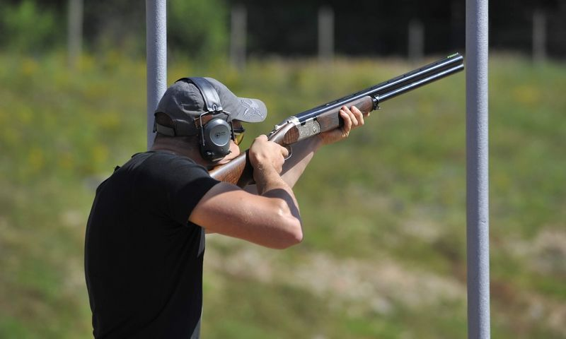 """""""Hunt & Shooting"""" šaudykla nuo 0,5 ha bus išplėsta iki 8,9 ha. Įmonės nuotr."""