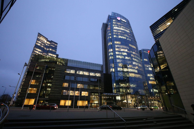 """Vilnius - antras """"Financial Times"""" išmaniųjų ateities vietovių reitinge"""