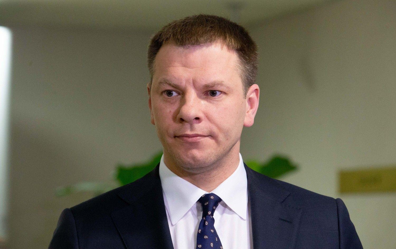 V. Šapoka atmeta kritiką dėl tarnybų kontrolės per biudžetą, bet žada planą tobulinti