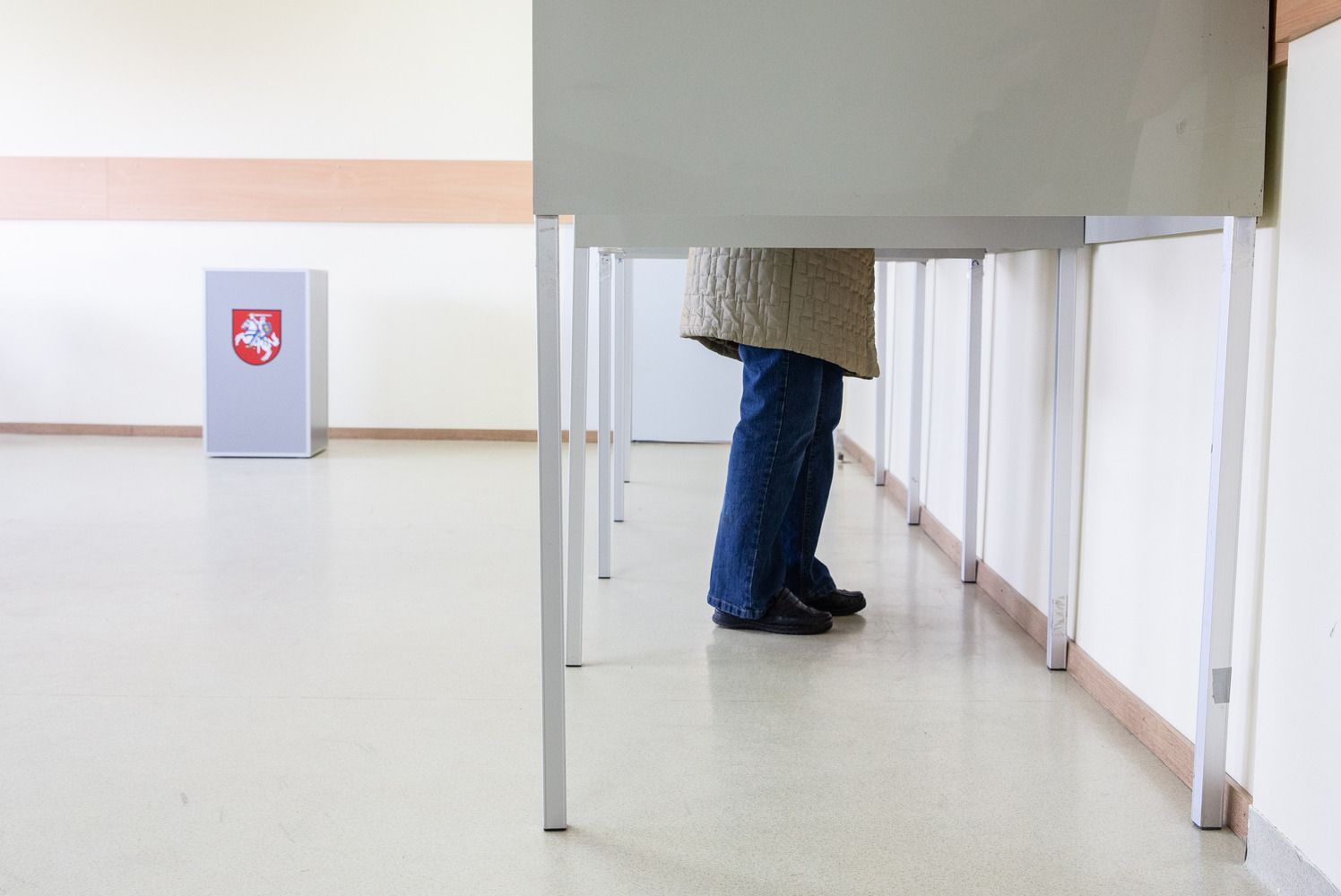 EP rinkimų biuletenyje pirmasis bus R. Paksas