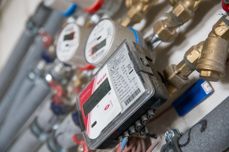 Svarstoma, ar diegti išmanius elektros, dujų, šilumos, vandens skaitiklius