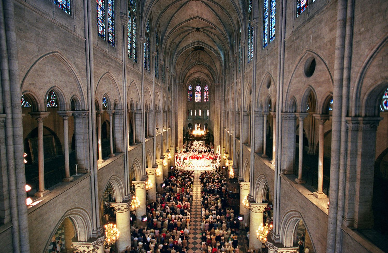 """Paryžiaus katedrai atstatyti – nuo 3D technologijų iki žaidimo """"Assassin's Creed"""""""
