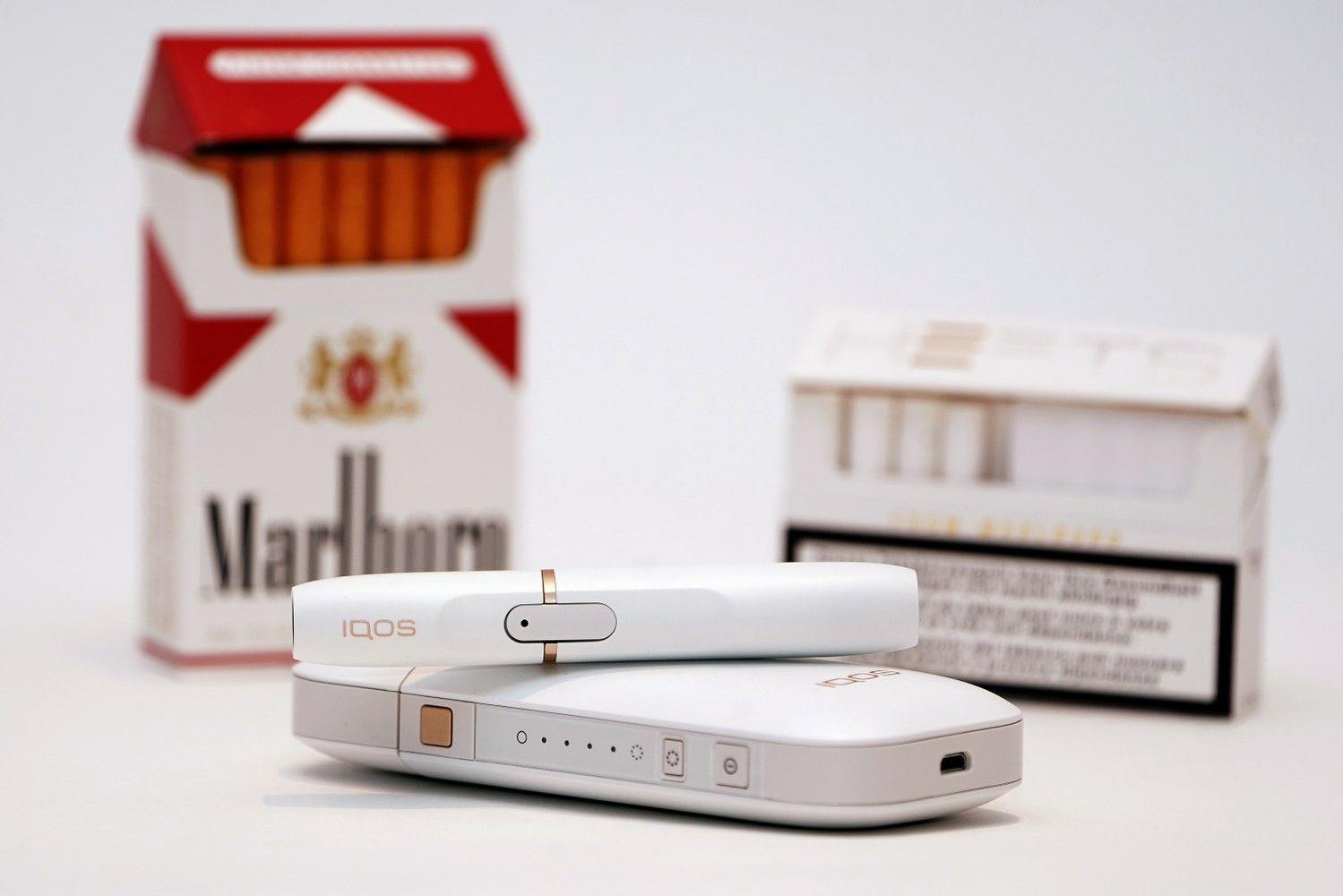 """""""Philip Morris"""" kuria draudimo bendrovę, teiks nuolaidas metusiems cigaretes"""