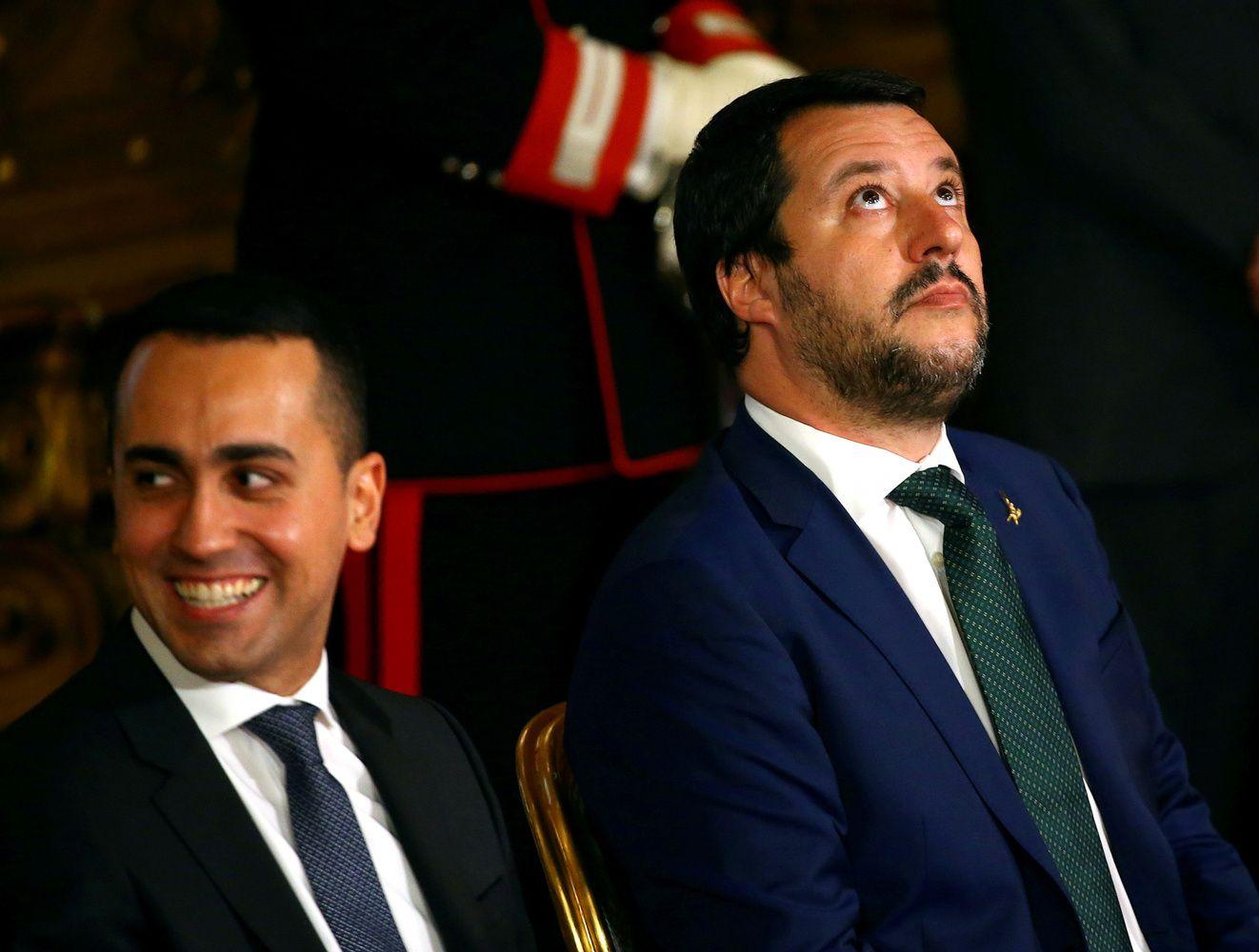 Italijos valdančiųjų nesutarimai užtemdė ekonomikos augimo planą