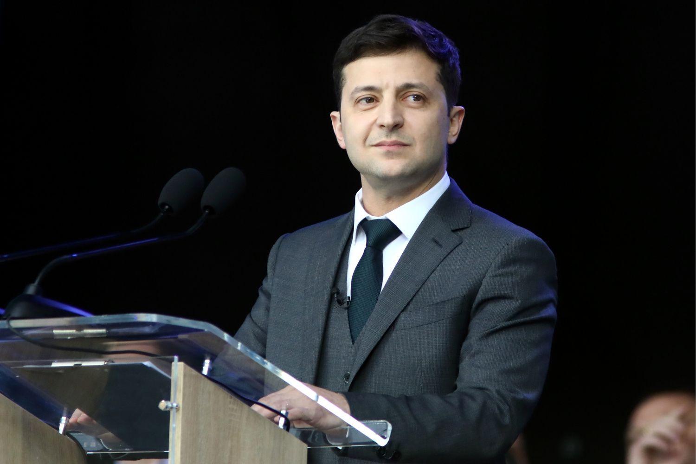 Naujasis Ukrainos prezidentas ragina su TVF derėtis dėl mažesnių dujų kainų