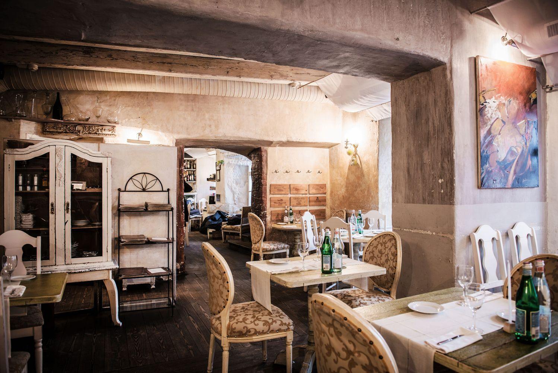 Išleistas geriausių Vilniaus restoranų gidas