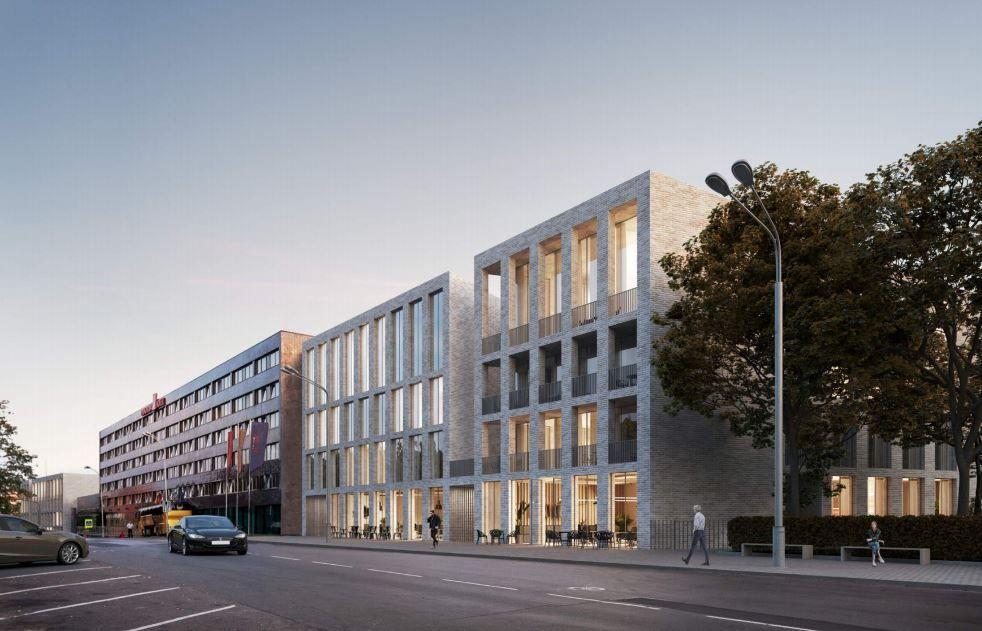 Butams Vilniaus senamiestyje parinko architektūrinę idėją, keičia finansavimo modelį