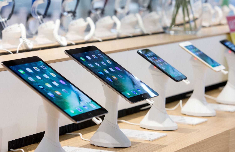 Vyriausybė svarstys elektronikos PVM pokyčius
