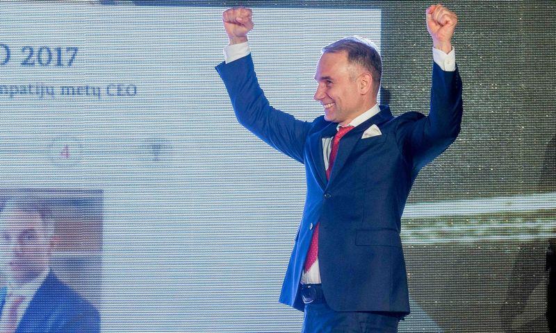 """Petras Masiulis, """"Tele2"""" vadovas. Juditos Grigelytės (VŽ) nuotr."""