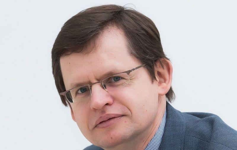 Sigitas Šiaudinis, Lietuvos banko Pinigų politikos skyriaus viršininkas. Lietuvos banko nuotr.
