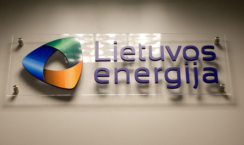 """Lietuvos energija"" virs""Ignitis"""