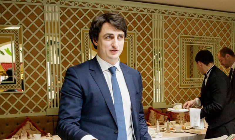 """""""Orion Securities"""" vadovas Alius Jakubėlis. Vladimiro Ivanovo (VŽ) nuotr."""