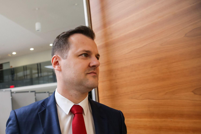 Lietuvos socialdemokratų partija renka pirmininką