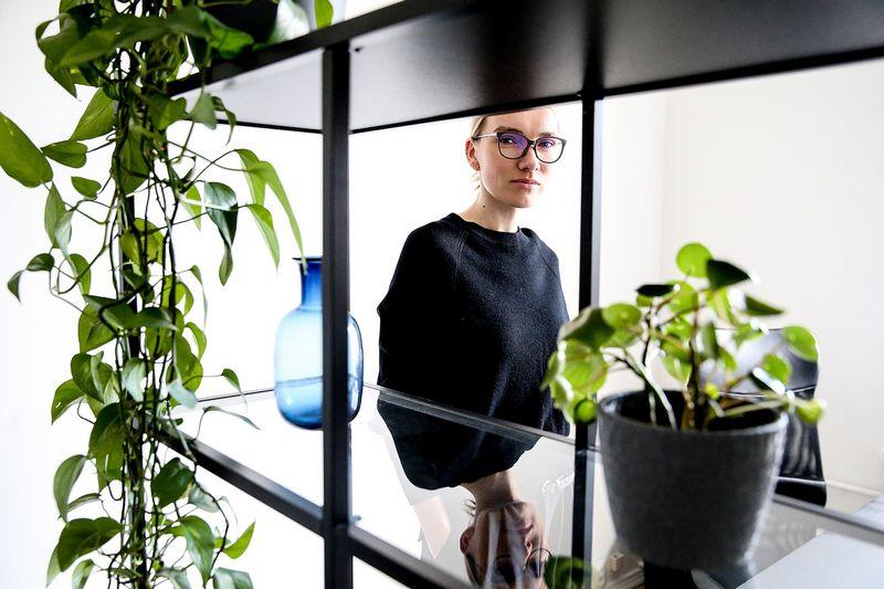 """Indrė Baltušė, darbdavio įvaizdžio kūrimo agentūros """"People"""" viena įkūrėjų. Vladimiro Ivanovo (VŽ) nuotr."""