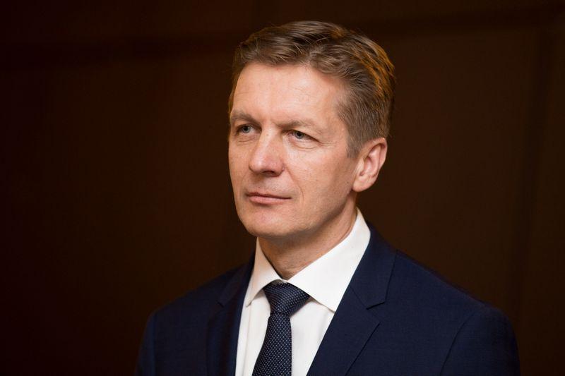 """Arvydas Vaitkus. Mariaus Vizbaro (""""15 min.""""/""""Scanpix"""") nuotr."""