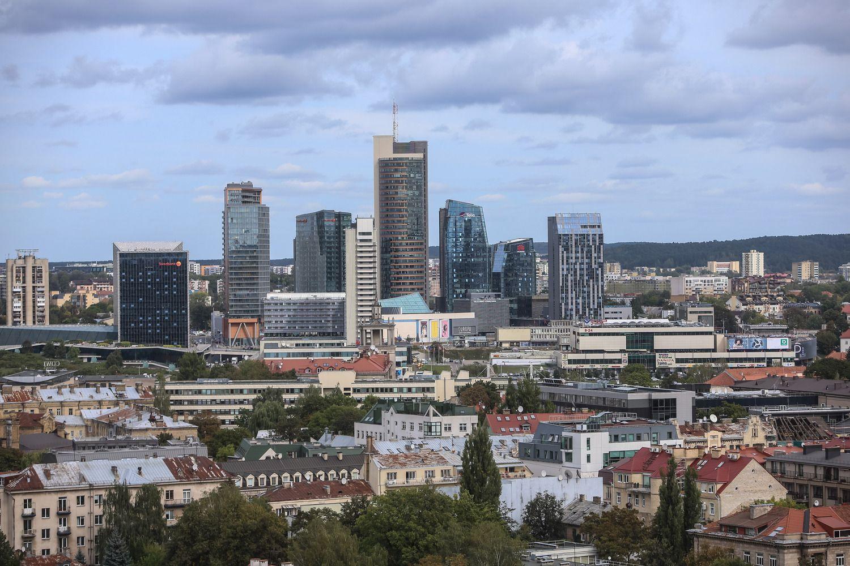NT rinkos dalyvių lūkesčiai dėl butų kainų Vilniuje šovė į viršų