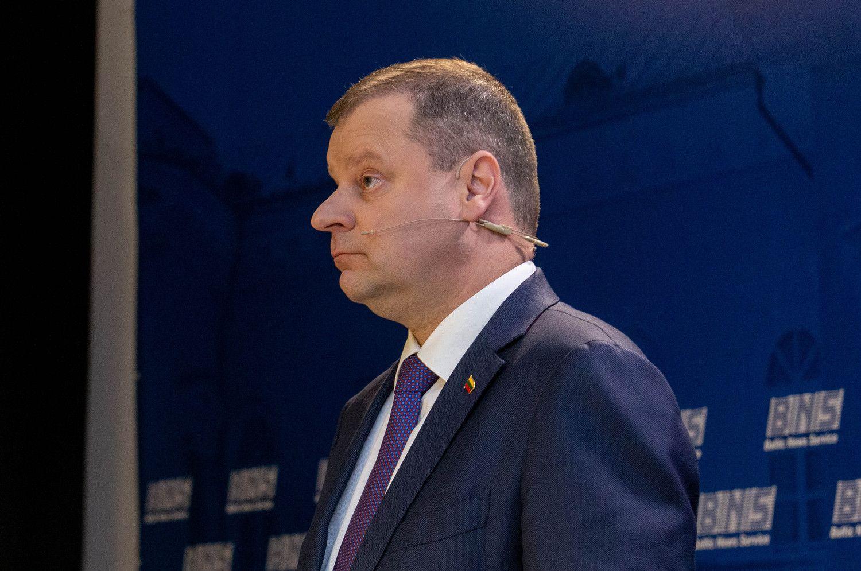 """Premjeras siūlo dar kartą tirti """"Revolut"""" patikimumą"""