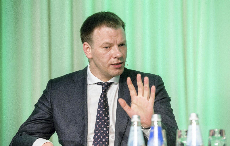 V. Šapoka žada keisti formuluotes dėl ministrų įtakos formuojant įstaigų biudžetus