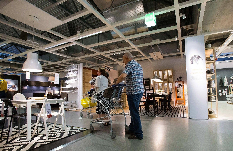 Vartotojų pasitikėjimo rodiklis per metus paaugo 5 procentiniais punktais