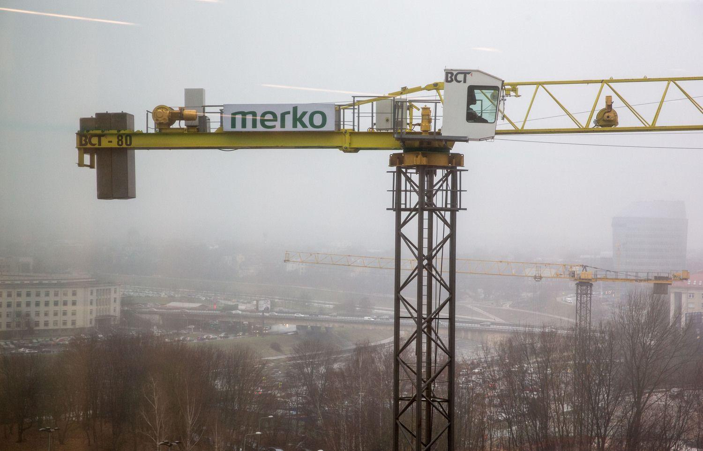 """Merko""NT projektams skolinasi 10 mln. Eur"