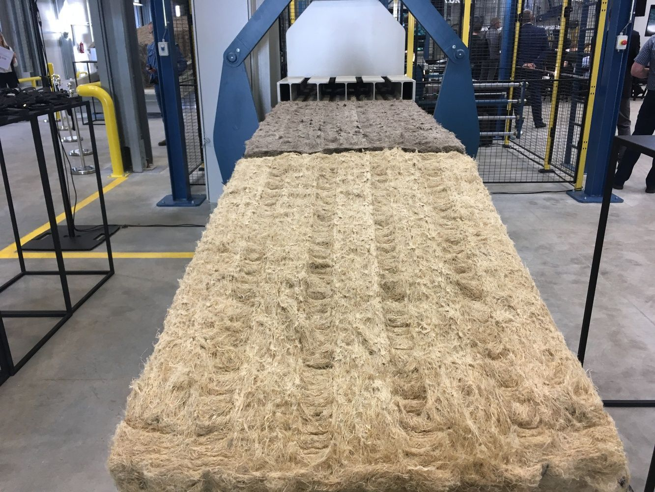 Kėdainių LEZ atidaroma kanapių perdirbimo gamykla