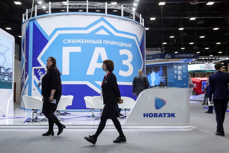 """Estai džiaugiasi padėję statyti """"Novatek"""" gamyklą Vysocke"""