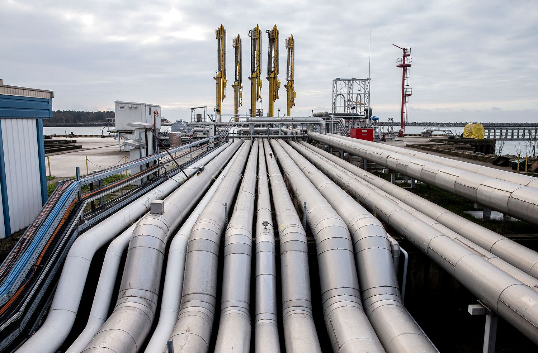 Baltarusiaiieškoįsigyti naftos importo terminalo
