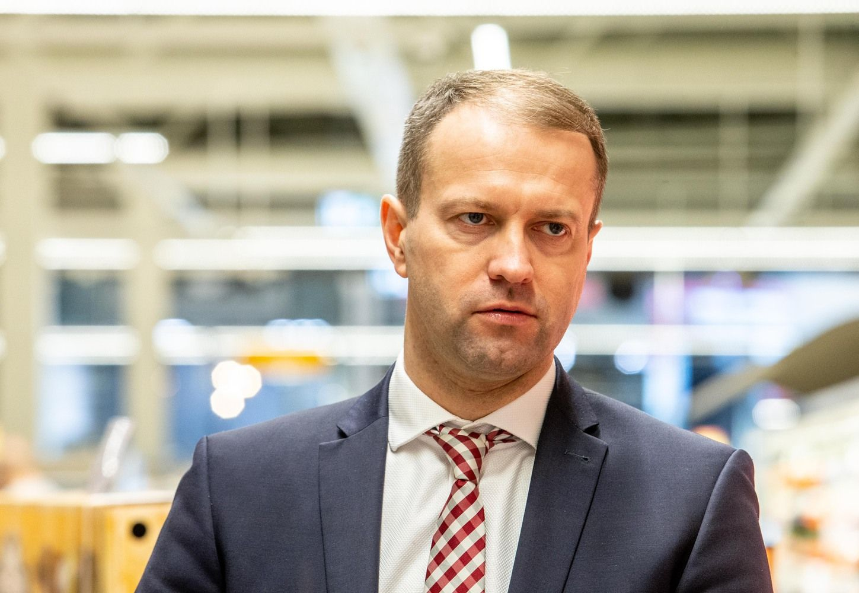 D. Misiūnas kandidatuoja į ISM rektorius