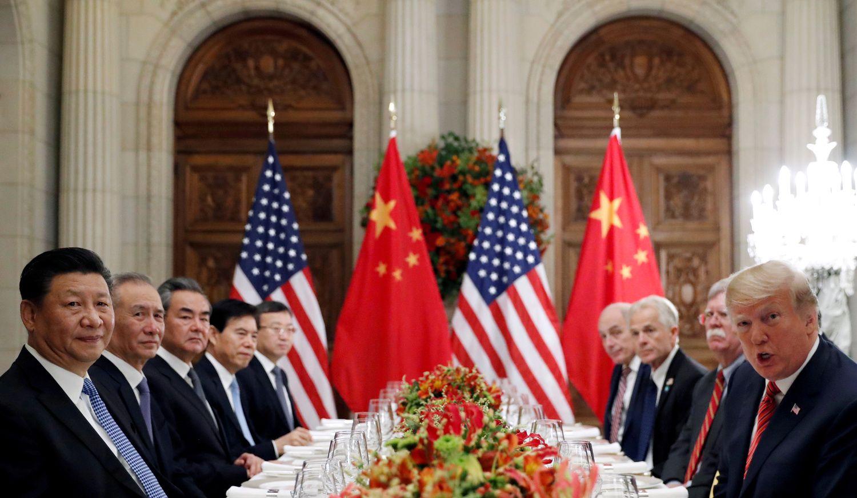 JAV ir Kinija derybų dėl prekybos finišo tiesiojoje