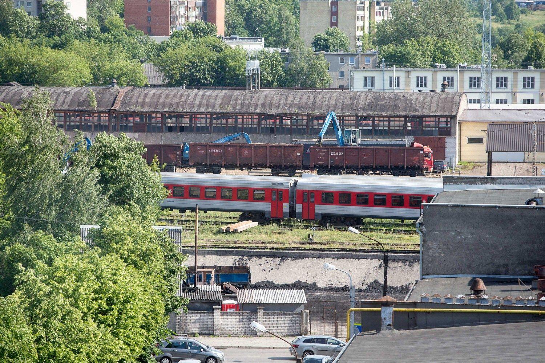 """LAT: Vokietijos """"Lampe & Schwartze"""" ieškinys geležinkeliams bus nagrinėjamas iš naujo"""