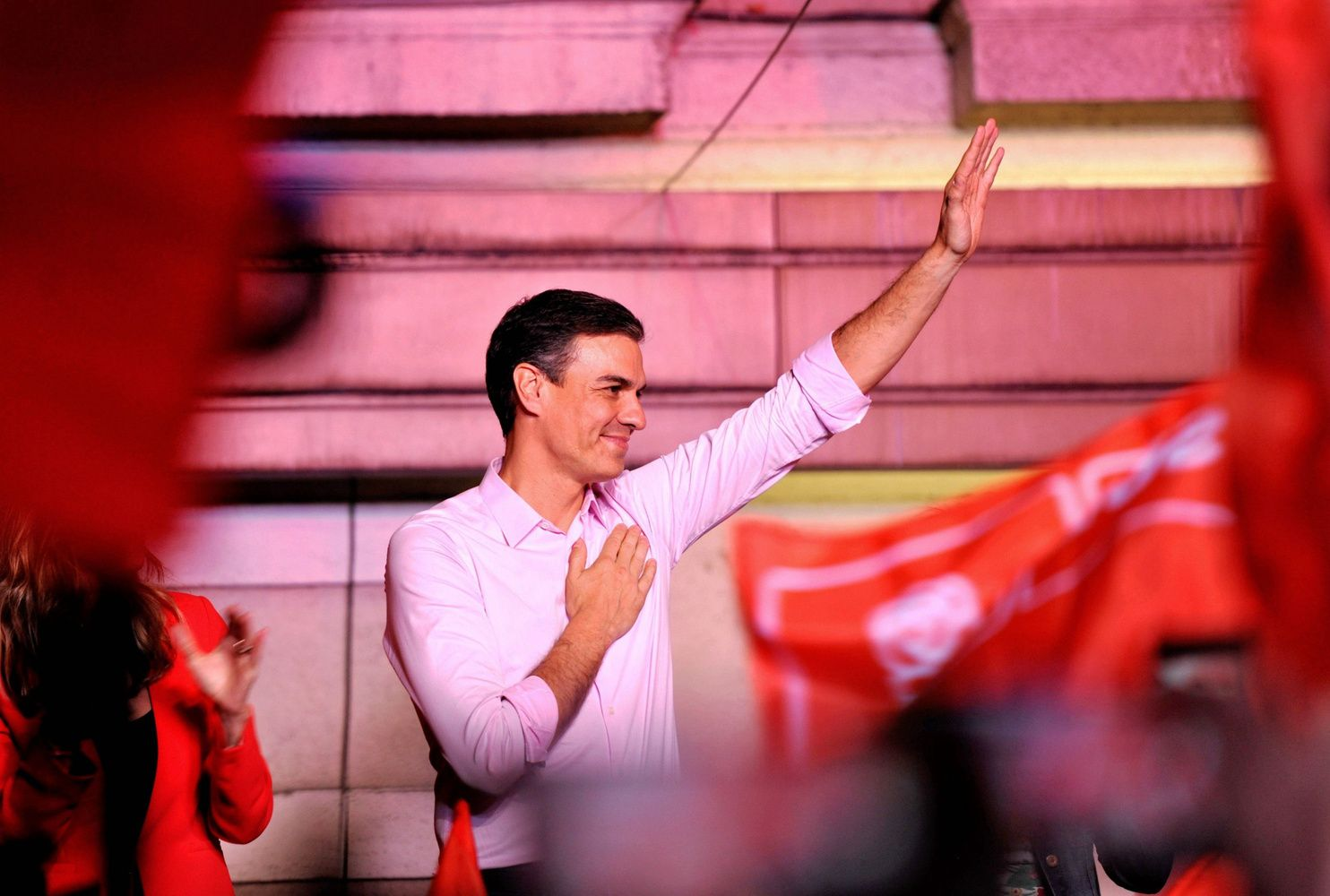 Ispanijoje laimėjo valdantieji socialistai,laukia sunkus koalicijos formavimas