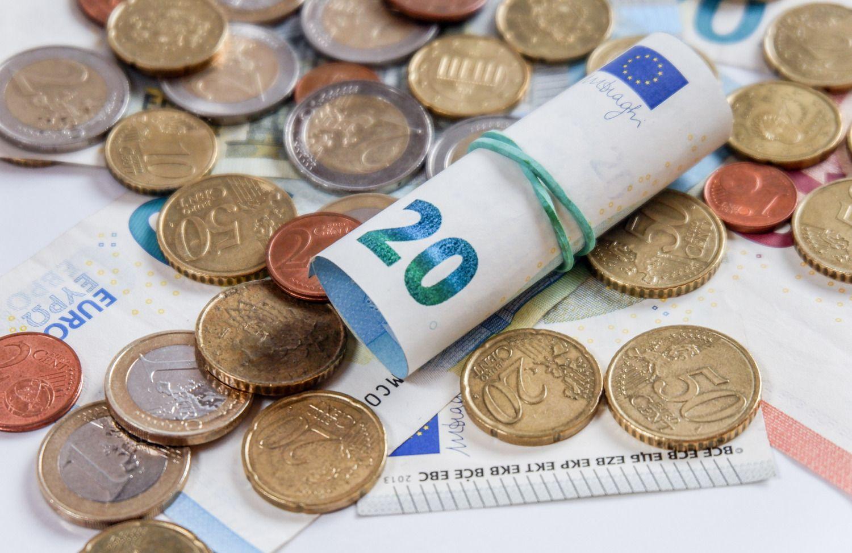 Metinė infliacija balandį – 2,7%