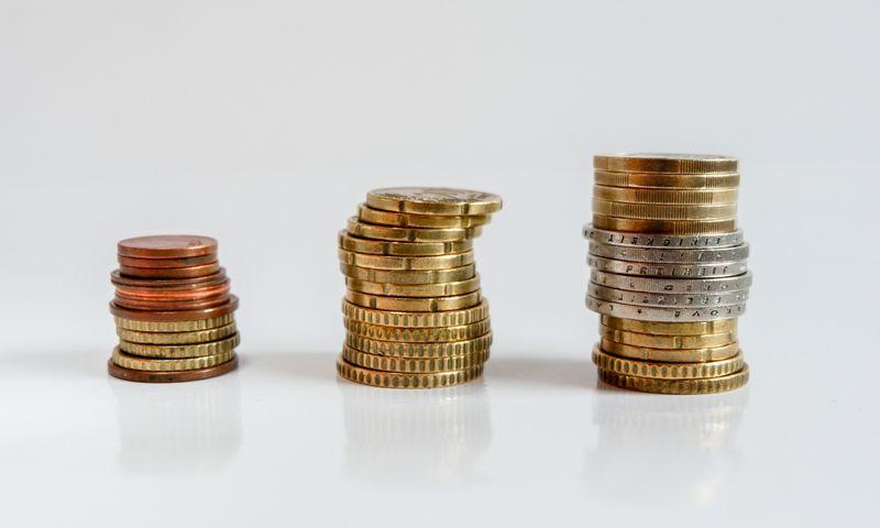 Lietuvos BVP pastaraiaisiais metais auga po 3-3,5%. Juditos Grigelytės (VŽ) nuotr.