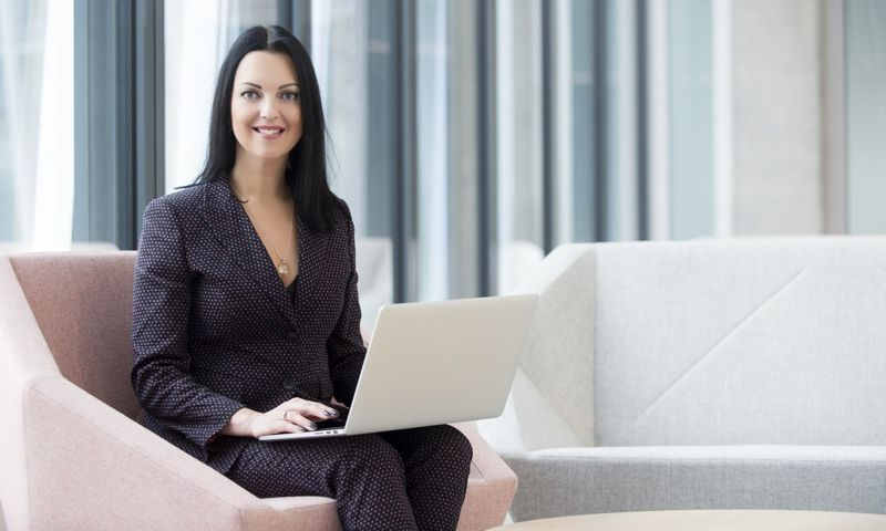 """Monika Rimkūnaitė–Bložė, UAB """"Mobilieji mokėjimai"""" generalinė direktorė: """"Mūsų tikslas– kuo labiau populiarinti mūsų partnerių pasiūlymus ir taip didinti jų apyvartas, todėl tam skiriame didžiąją dalį rinkodaros biudžeto."""""""