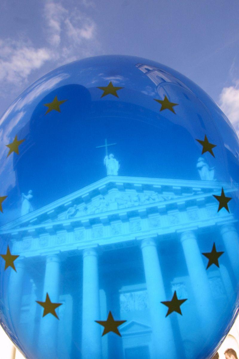 Į Europos Sąjungą Lietuva įstojo 2004 m. gegužės 1 d. Vladimiro Ivanovo (VŽ) nuotr.
