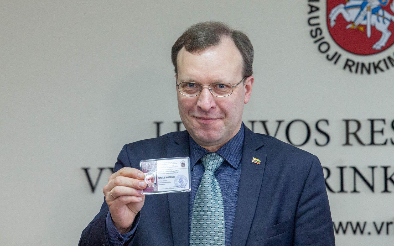 """Interviu su N. Puteikiu: sustabdysime privačių pensijų fondų plėtimąsi """"Sodros"""" sąskaita"""