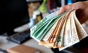 Centrinės valdžios perviršis pirmąjį ketvirtį – 91,3 mln. Eur