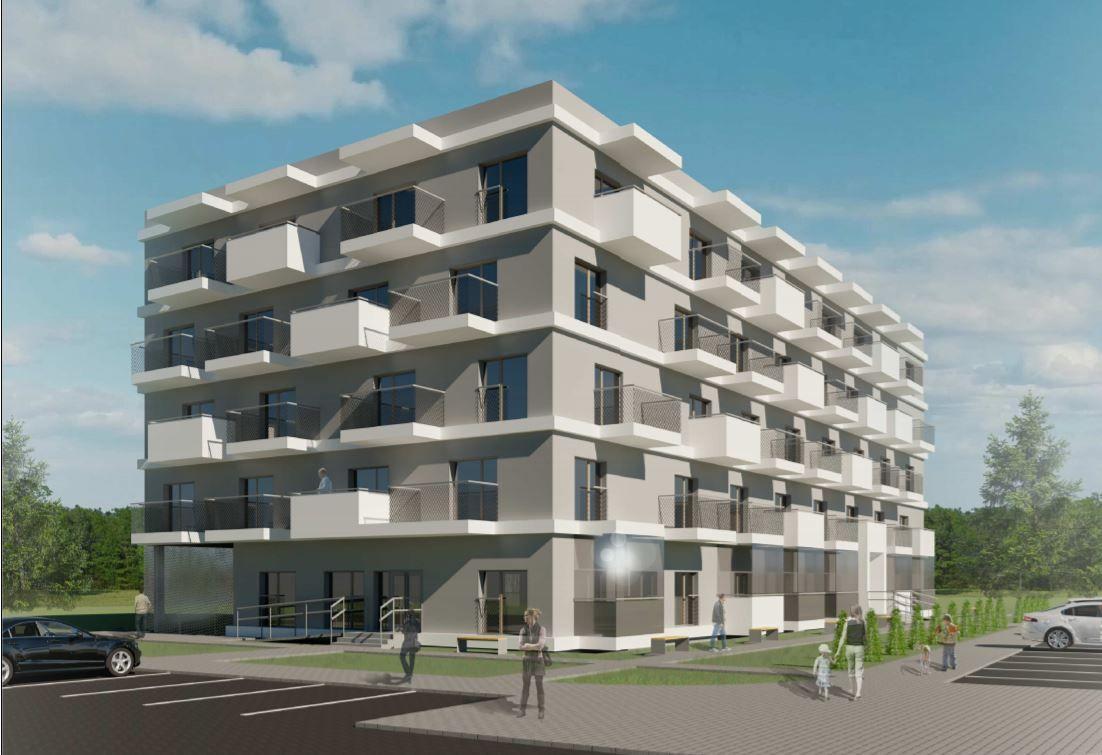 Vilniuje ketinama statyti socialinį daugiabutį