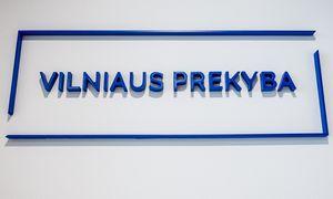 """""""Vilniaus prekybos"""" pelnas augo 31%"""