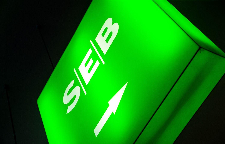 SEB grynasis pelnas augo 13,3%, indėliai išsipūtė 21%