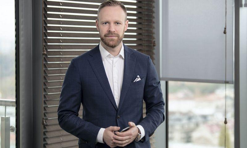 """Mindaugas Mikalajūnas, """"SME Finance"""" generalinis direktorius: """"Mažoms ir vidutinėms įmonėms reikalingi individualūs faktoringo sprendimai, kurie padeda įsitvirtinti rinkoje ir augti."""""""