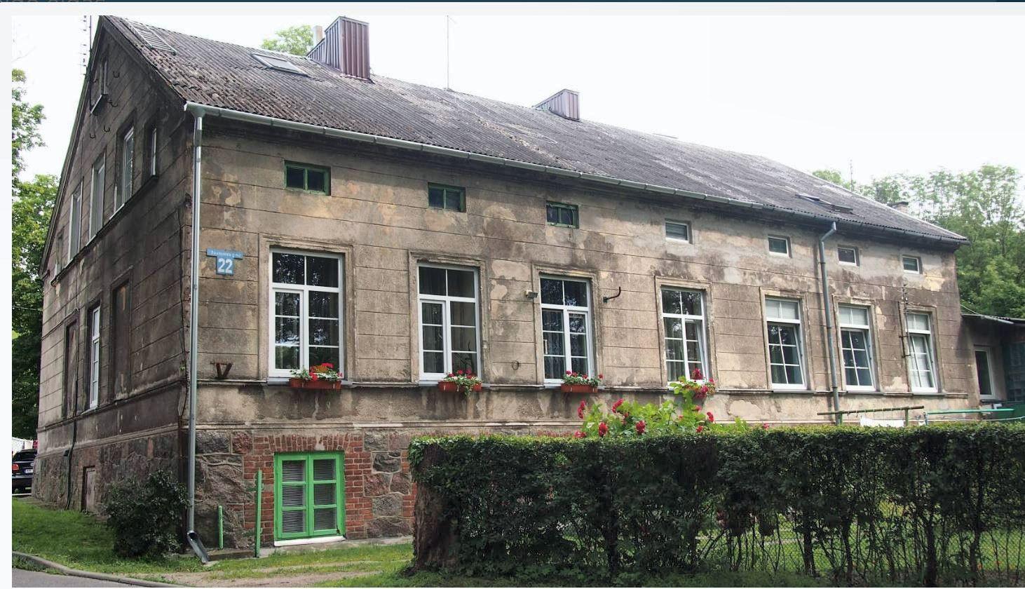 Bachmano dvaro kompleksas Klaipėdoje paskelbtas valstybės saugomu