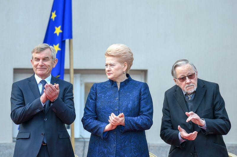 Roberto Dačkaus, Lietuvos Respublikos prezidento kanceliarijos nuotraukos